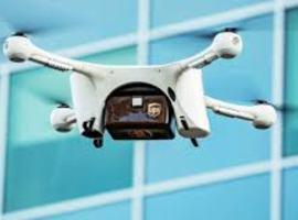 UPS va intensifier ses livraisons  par drones dans les centres hospitaliers américains