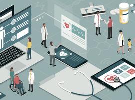 Nouvelles technologies: mobilisation générale pour les médecins et les hôpitaux