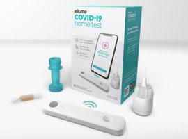 Covid-19: les Etats-Unis autorisent le premier test digital à domicile