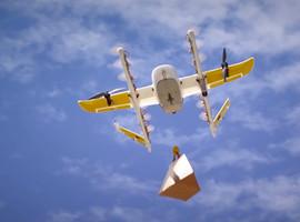 Google progresse dans la livraison de médicaments par drone