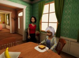 Een educatief computerspel voor de zorg voor patiënten met de ziekte van Alzheimer