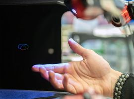 Nouvelle prouesse de la 3D: un hologramme qu'on peut