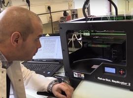 Des médicaments fabriqués avec une imprimante 3D à la Faculté de Pharmacie de l'ULB