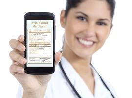 Un site internet propose d'acheter des arrêts maladie !