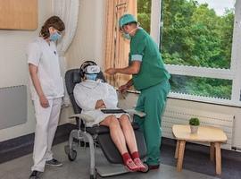 La réalité virtuelle prend place au CHU UCL Namur