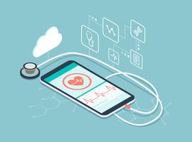 ISPPC ontwikkelt monitoring op afstand voor hartfalen