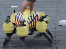 Bruxelles va tester l'usage de drones pour les situations d'urgence médicale