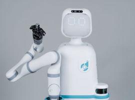 Moxi: een robot om verpleegkundigen in ziekenhuizen te helpen
