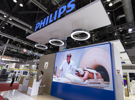 "Philips se positionne de plus en plus comme une ""healthcare company"""