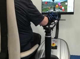 Succesvolle therapie van  bovenste ledematen met ReoGoTM-robotarm