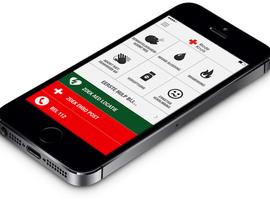 L'application de la Croix-Rouge déjà téléchargée 19.000 fois