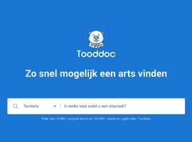 Tooddoc: een platform voor 'Last Minute' medische afspraken