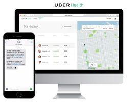 Uber se lance dans le domaine de la santé