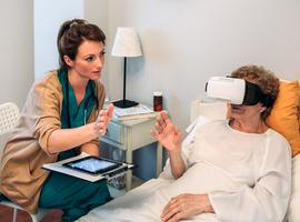 Virtuele realiteit om de ziekte van Alzheimer sneller op te sporen