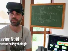 L'hôpital Brugmann teste la réalité virtuelle pour observer ses patientsde la clinique du jeu