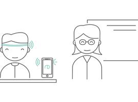 Epihunter : un casque et une application  pour alerter  les enfants épileptiques