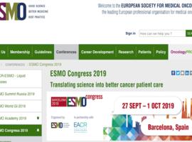 ESMO Congress 2019