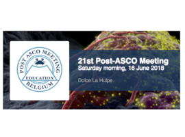 21th Post-ASCO meeting