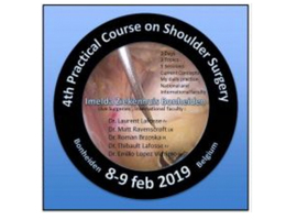 4th Practical Course on Shoulder Surgery