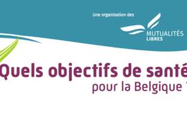 Les objectifs de santé sous les projecteurs au symposium des Mutualités Libres