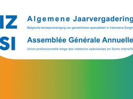Assemblée Générale Annuelle union professionnelle belge des médecins spécialistes en Soins Intensifs
