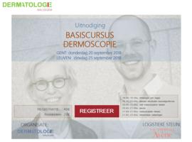Basiscursus Dermoscopie