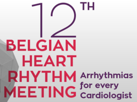 12th edition of Belgian Heart Rhythm Meeting
