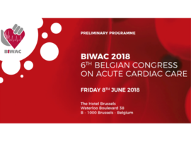 6th Belgian Congress on Acute Cardiac Care