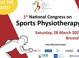 Premier Congrès national deKinésithérapie du sport