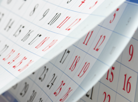 Slechtere uitkomst op lange termijn van chirurgie voor endometriumkanker in de tweede helft van de week?