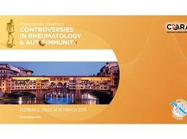 CORA 2019: The 5th International Congress on Controversies in Rheumatology & Autoimmunity