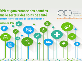 GDPR et gouvernance des données dans le secteur des soins de santé
