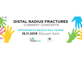 Distal radius fractures - current concepts