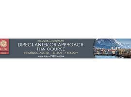 Direct anterior approach THA course