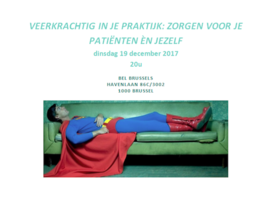 Veerkrachtig in je praktijk: zorgen voor je patiënten èn jezelf