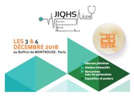 20e Journées Internationales de la Qualité Hospitalière et en Santé (JIQHS)