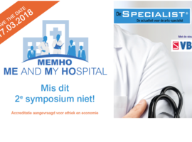 2e symposium MEMHO 'ME and My HOspital'
