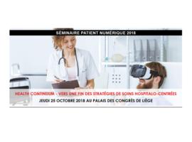 Health continuum - Vers une fin des stratégies de soins hospitalo-centrées