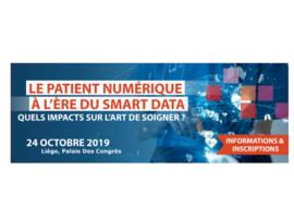 Le patient numérique à l'ère du smart data