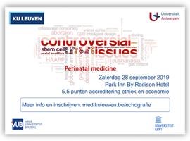 Controversial issues: Perinatal medicine