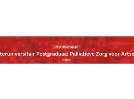 Interuniversitair postgraduaat palliatieve zorg voor artsen