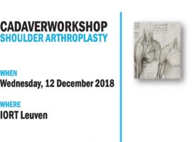 Cadaverworkshop IORT, Shoulder Arthroscopy