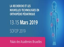 SOFOP & BAPO: Nouvelles Technologies en Orthopédie Pédiatrique