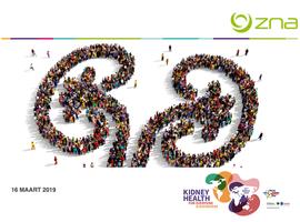 Symposium ZNA Nierkliniek: Uitdagingen in de gezondheidszorg bij een diverse populatie