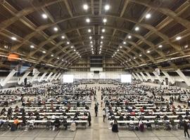 Examen d'entrée : sur 2.400 candidats 84,5% envisagent des études de médecine