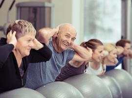 Exercice physique: meilleur encore pour les patients cardiaques que pour les personnes en bonne santé