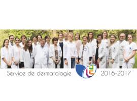 Le service de Dermatologie des Cliniques universitaires Saint-Luc