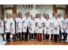 De dienst Dermatologie van het Universitair Ziekenhuis Leuven (Gasthuisberg)