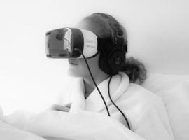 Virtuele realiteit biedt patiënten met kanker verlichting in de Cliniques St-Luc