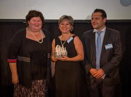 L' Agoria eHealth Award pour le meilleur projet mobile a été attribué aux Cliniques Universitaires Saint Luc